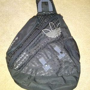 over the shoulder  bag pack